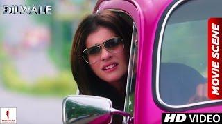 Kya Aap Ke Ghar Mein Chintu Hai | Dilwale Scene | Shah Rukh Khan, Kajol, Johnny Lever, Varun Dhawan