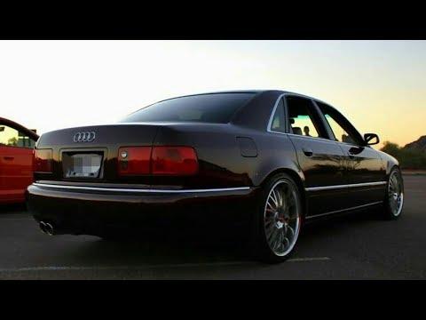 Легендарный Audi D2 A8/S8
