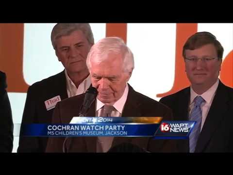 Cochran wins re-election