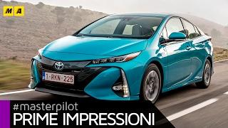Toyota Prius Plug-in Hybrid, quella da 1l/100 km   Primo test