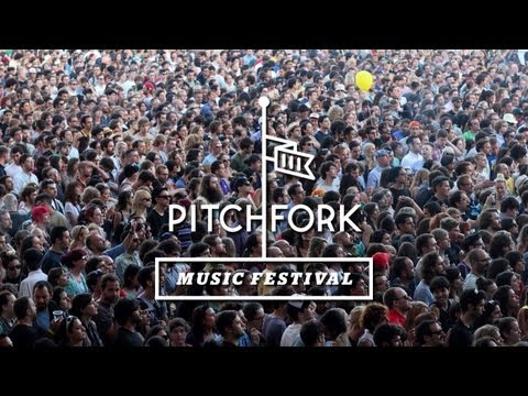 Pitchfork Music Festival 2012 - Sunday