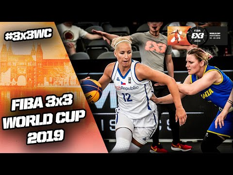 LIVE 🔴 - FIBA 3x3 World Cup 2019 - Pool Phase - Day 1 (2/2) - Amsterdam, Netherlands