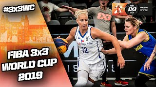 LIVE FIBA 3x3 World Cup 2019 Pool Phase Day 1 22 Amsterdam, Netherlands