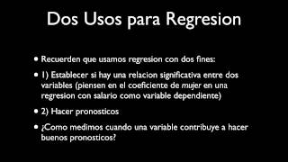 Regresion Lineal Multiple: Seleccion de Variables