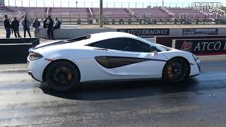 570s McLaren With Minimal Mods Into The 9s!