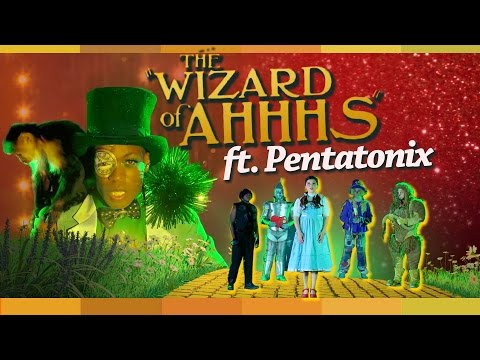 The Wizard of Ahhhs by Todrick Hall