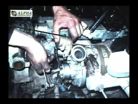 Jeep El Paso >> Desarme de Motor Ranger Diesel - YouTube