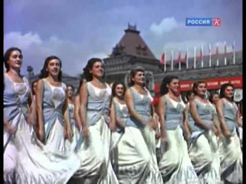 Покрасс, Дмитрий - Песня «Москва майская» из к/ф «Двадцатый май» (В. Лебедев-Кумач). 1937 год.