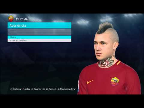 PES 2018 100 Faces + Tattoos DOWNLOAD REPACK by bmS #1