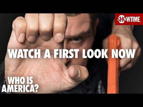 Who Is America? (2018)   First Look   Sacha Baron Cohen SHOWTIME Series