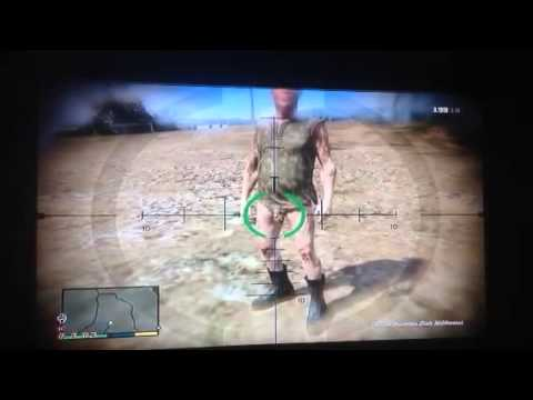 Naked man in gta 5 - YouTube