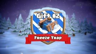 Clash of Clans | Freeze Trap (Clashmas Gift #2)