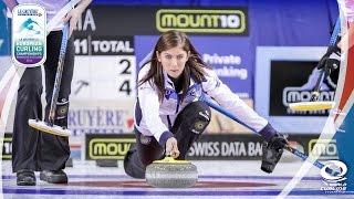 HIGHLIGHTS: Scotland v Russia (Women) - Le Gruyère AOP European Curling Championships 2016