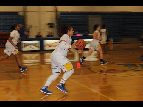 "Taylor Foxworth F/G 5'9"" 2013/14 Highlight Gloucester County College"