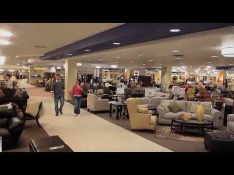Nebraska Furniture Mart Omaha Grand Opening Of Our Spectacular New Living Room Showroom Youtube
