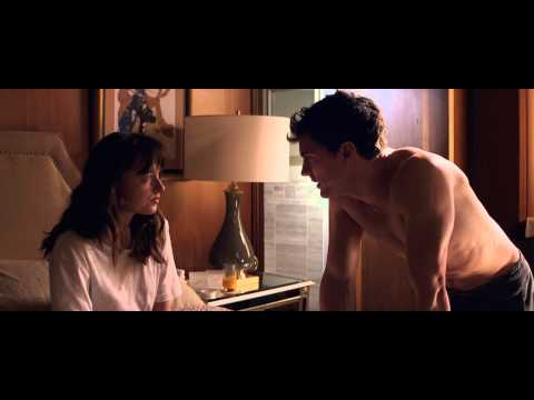 Fifty Shades Of Grey i Don't Do Romance Bedroom Scene - Jamie Dornan & Dakota Johnson video