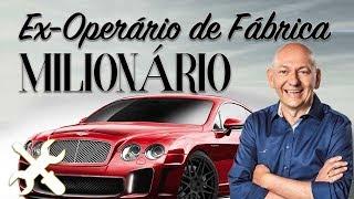 Ex-Operário de Fábrica Milionário - Luciano Hang (#vireimilionario)