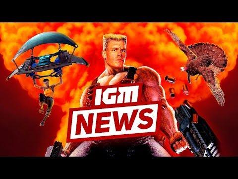 IGM News: индюки из Far Cry 5 И Джон Сина в Duke Nukem