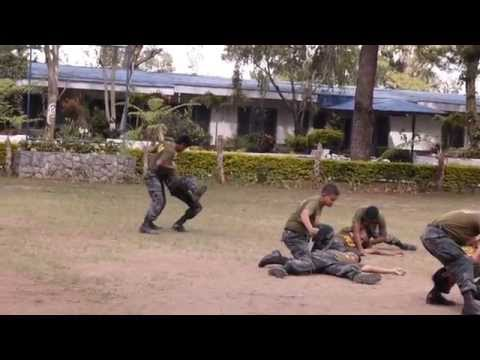 FILIPINO MARTIAL ARTS CLOSE QUARTER COMBAT CORDILLERA KALI PHILIPPINE NATIONAL POLICE Image 1