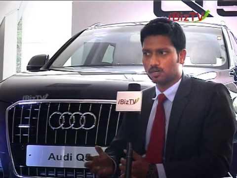Pravin Kumar, Sales Manager, Audi Chennai