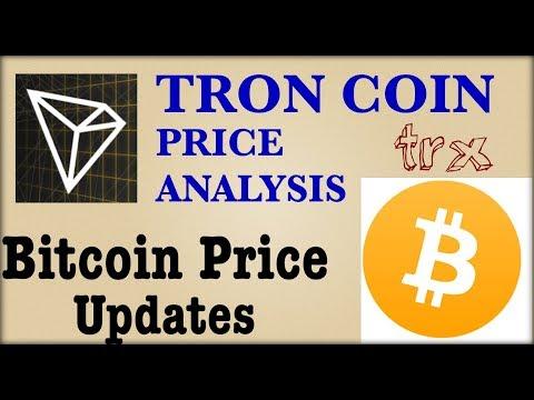 Tron trx coin price analysis bitcoin btc price updates hindi urdu