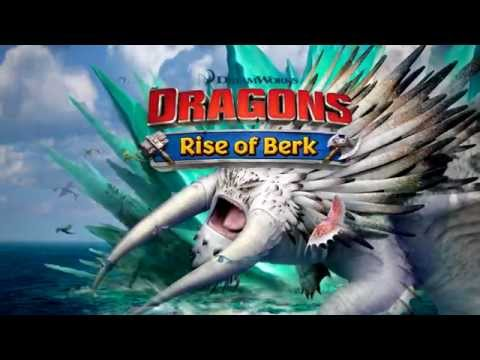 Dragons: Rise of Berk APK Cover