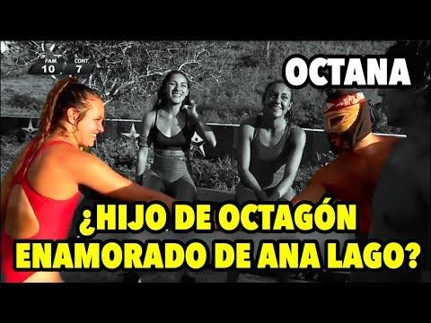 HIJO DE OCTAGÓN ENAMORADO DE ANA LAGO? (NUEVO) | EXATLON MEXICO