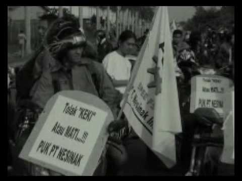 LAGU INDONESIA RAYA (FSPMI CREATION SLIDE)