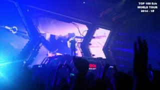 HARDWELL # TOP 100 DJs WORLD TOUR # Sofia,Bulgaria