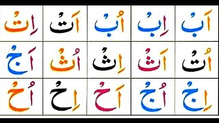 Lesson 12 Sukoon or Jazm , Learn Quran with Tajweed for beginners