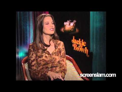 JACKIE BROWN: Bridget Fonda Exclusive Interview