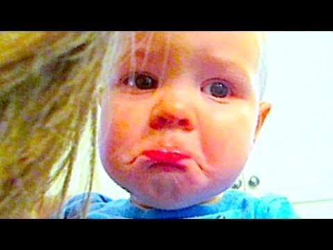 Pouting Baby Video Cute Baby Pouting