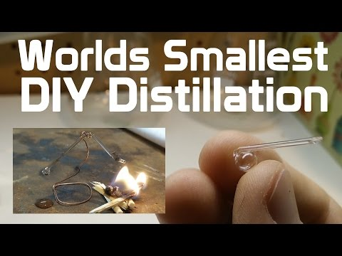 Worlds Smallest DIY Distillery - How to Make Your Own!