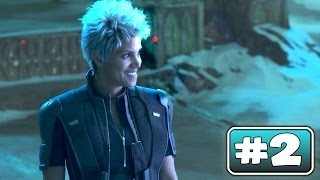 Download On the Set of X-MEN : DAYS OF FUTURE PAST [Making Of # 2] 3Gp Mp4