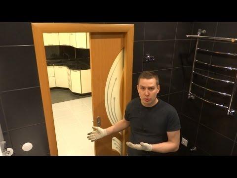 Раздвижные межкомнатные двери своими руками видео
