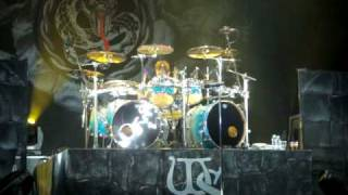Whitesnake - Chris Frazier drum solo