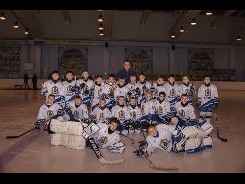 Силовые приемы хоккейной команды Амур 2005  Часть 2