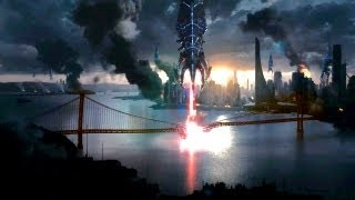 Mass Effect 3 - Live Action Fight TV Spot Trailer (2012) | FULL HD