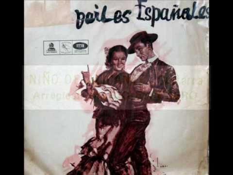 Classic Flamenco: Niño de Alicante (Mario Escudero), 1959: - Fiesta Malagueña