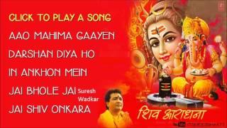 Shiv Aaradhana Top Shiv Bhajans By Anuradha Paudwal I Shiv Aaradhana Vol. 1 Audio Songs Juke Box
