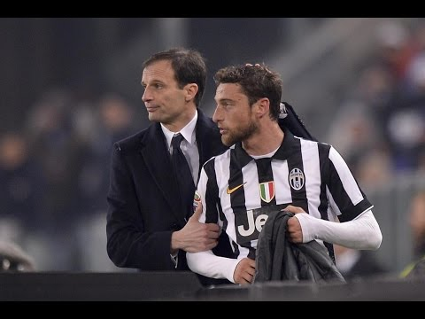 LIVE IN ITALIANO - La conferenza stampa di Allegri e Marchisio al Media Day Juventus