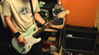 "Blink-182 ""Online Songs"" Guitar Cover 2011"