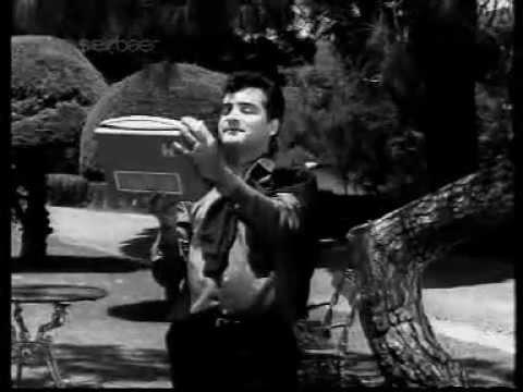 HAI RE TERE CHANCHAL NAINWA -LATA - MAHENDRA KAPOOR(OONCHE LOG1965...