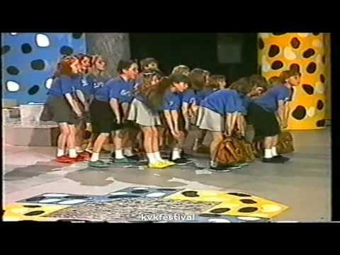 Kinderen voor Kinderen Festival 1990 - Brugsmurfblues