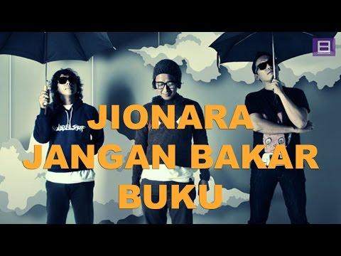 download lagu Jionara - Jangan Bakar Buku Efek Rumah Kaca Cover gratis