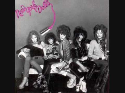 Trash - New York Dolls