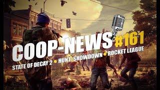 Coop-News #161 / World of Speed в раннем доступе, Новая кооперативная игра от создателей Dying Light, Детали Hunt: Showdown от Crytek