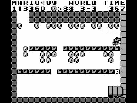 Super Mario Land - Vizzed.com Play Speed Run adamseecbrown (26:39) - User video