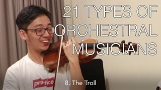 Download Lagu 21 Types of Orchestral Players Gratis STAFABAND