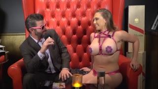 Interviewing Porn Star Kagney Linn Karter on The Hot Seat!